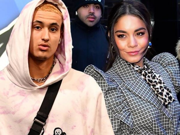 Vanessa Hudgens Fuels Kyle Kuzma Romance Rumors at Yet Another Lakers Game