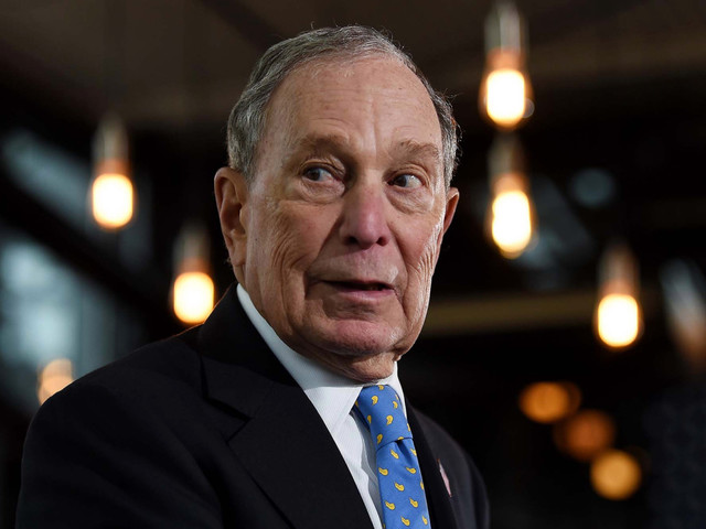 Bloomberg would shut down coal plants if elected president