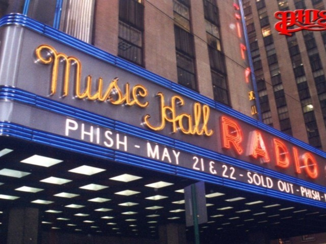 Phish Plays A 'Ghost' For The Ages At Radio City Music Hall On This Date In 2000