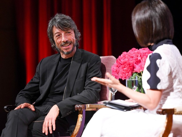 Pierpaolo Piccioli on His 'Time' 100 Honor, Promoting Diversity and Modernizing Valentino