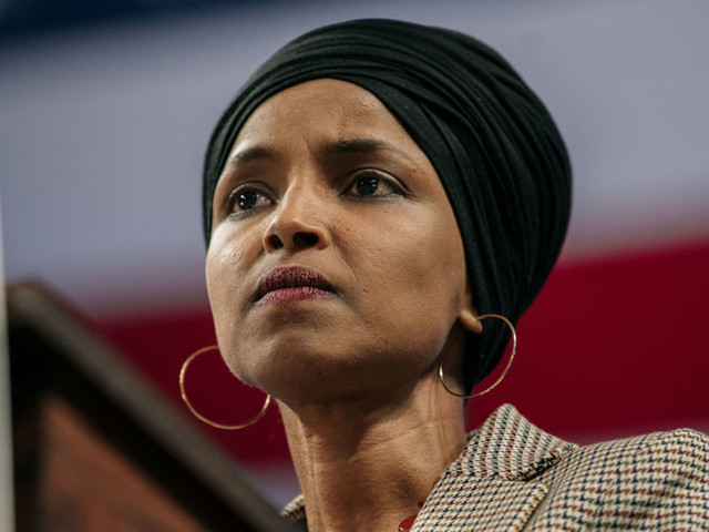 Rep. Ilhan Omar has paid nearly $370K to consulting firm run by man she allegedly had an affair with