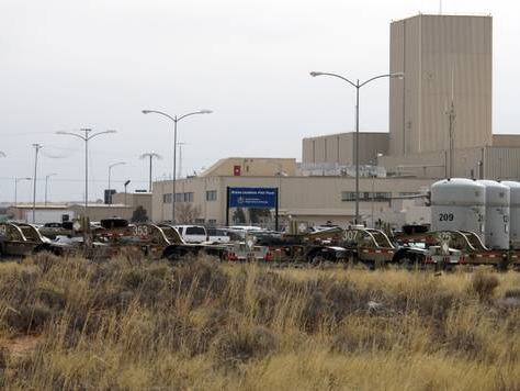 Suitable nuclear waste storage has been found, and it's not in Nevada