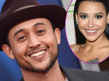 Tahj Mowry Shares Beautiful, Heartbreaking & Regretful Message To His 'First Love' Naya Rivera + See Underwater Footage Of Search
