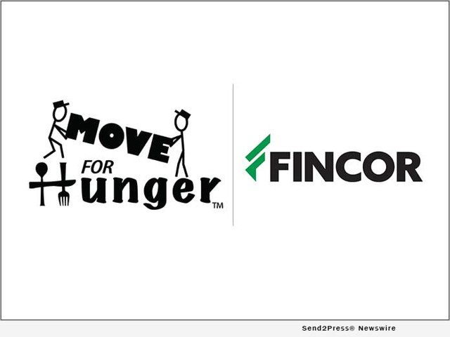 Move For Hunger and FINCOR Construction Partner Up In The Fight Against Hunger Nationwide