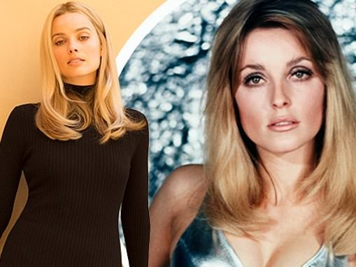 Margot Robbie says she wore Sharon Tate's jewelry when filming Once Upon A Tie In Hollywood