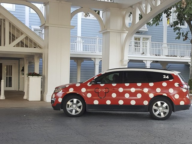 Minnie Van Airport Service Add-On Expands to Additional Resort Hotels Near Walt Disney World