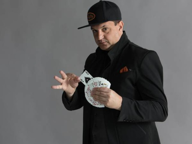 Get ready for Late Night Magic with Douglas 'Lefty' Leferovich