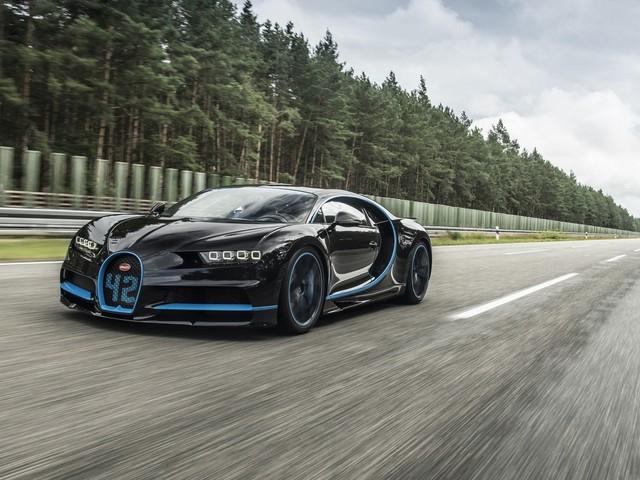 Volkswagen Debates Bugatti's Fate As the Pressure of Electrification Rises