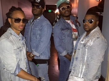 EXCLUSIVE DETAILS: Pretty Ricky Gives New Orleans Grads The Graduation Of A Lifetime