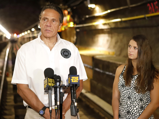 State trooper dates Cuomo's daughter, gets transferred close to Canada