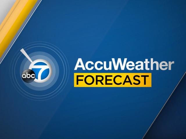 SoCal forecast: Warm temperatures, winds return Monday