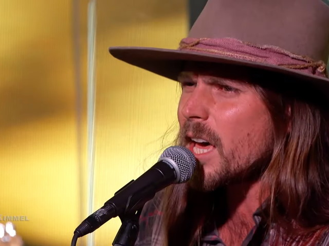Lukas Nelson & Promise Of The Real Perform On 'Kimmel'