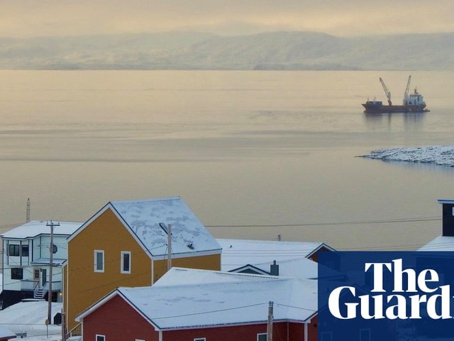 Why people in Canada's remote Arctic capital are obsessed with Amazon Prime