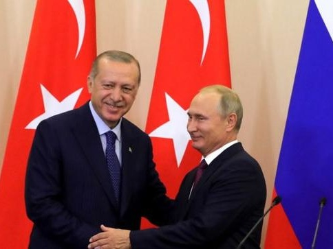 Escobar: How Putin Saved Europe From Invasion & Erdogan From Himself