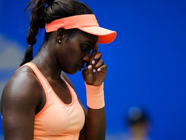 Sloane Stephens, Madison Keys knocked out in Wuhan Open first round
