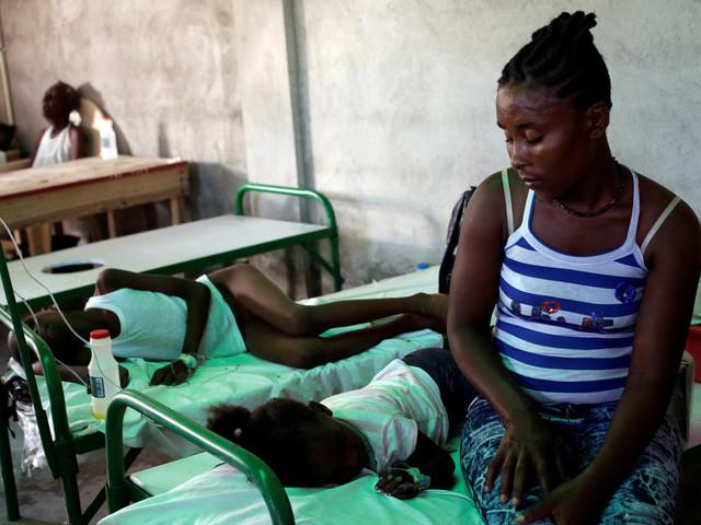 Cholera In Haiti Is The UN's Dreadful Legacy