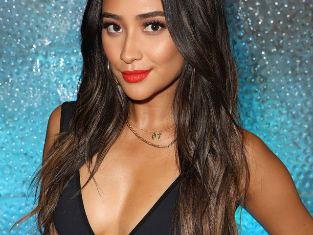 Shay Mitchell's New Gig Doesn't Take Her Too Far From PLL Territory