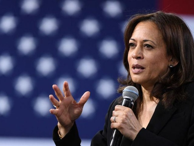 Kamala Harris HAMMERED for tweet telling shoppers to 'do your part' for small businesses hurt by COVID shutdowns