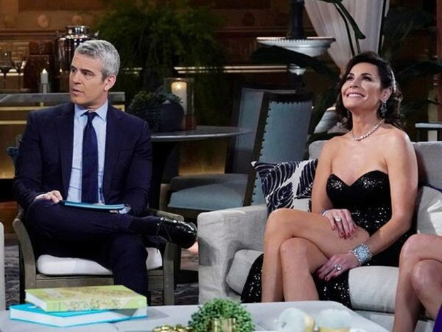 Real Housewives of New York Season 11 Reunion Digs Into Luann and Dorinda's Crumbling Friendship