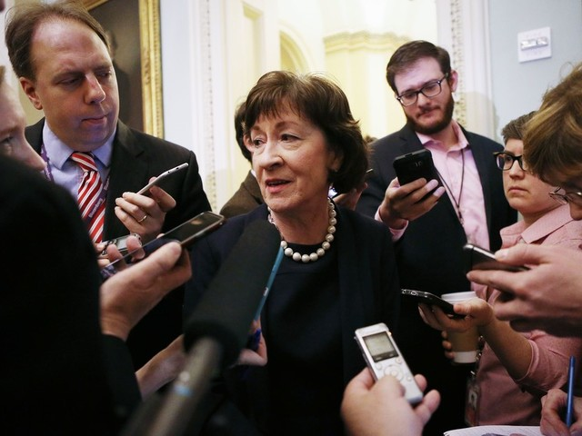 Susan Collins deals a potential death blow to Graham-Cassidy: She's a 'no'