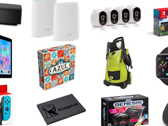 Apple iPad, Apple Watch, Nintendo Switch, Netgear Orbi, and more deals for April 5