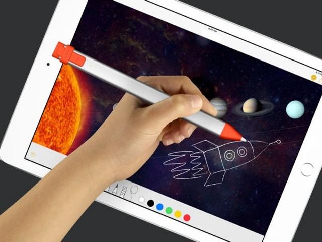 Logitech Crayon Compatible With New iPad Air and iPad Mini