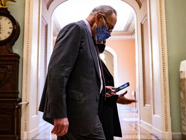 Senate Leaders Agree on Impeachment Trial Delay, Giving Biden Breathing Room