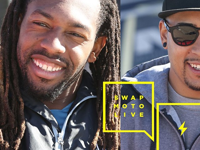 Swapmoto Live Podcast Ep. 14 | Malcolm Stewart and Jason Montoya - Presented by Ogio