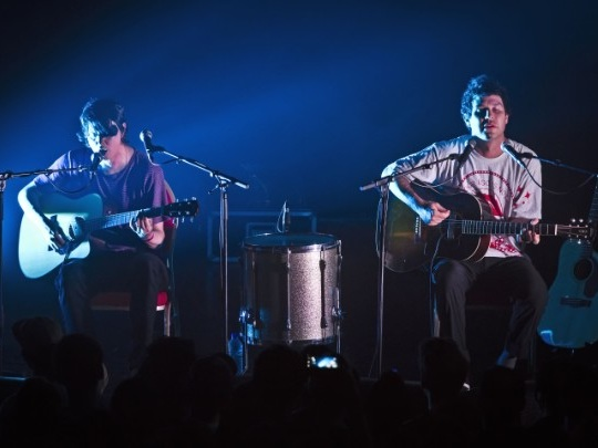 "Watch Animal Collective Debut New Song ""Sea Of Light"" In Atlanta"