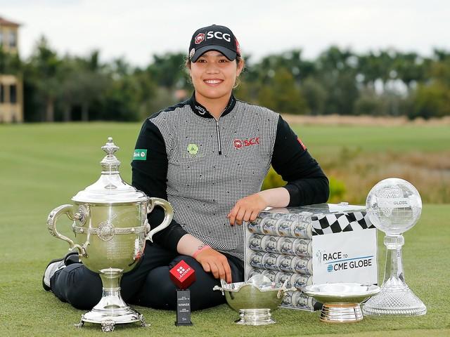 Lexi Thompson wins LPGA finale, Ariya Jutanugarn wins Race to CME Globe