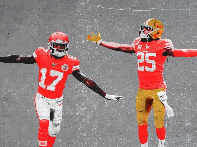 The Chiefs Have the Fastest Receivers in Football. How Can the 49ers Contain Them?