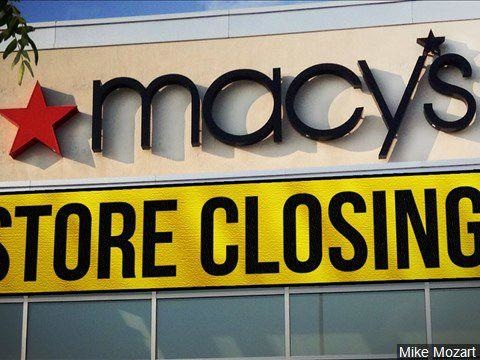 """Macy's To Cut 2,000 Jobs And Shutter 125 Stores Amid """"Significant Structural Change"""""""