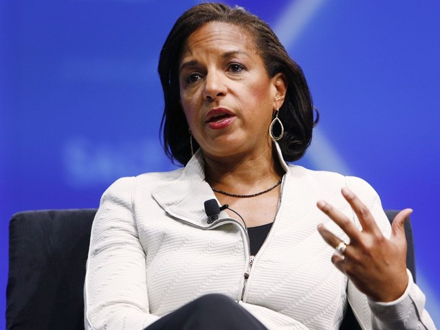 Susan Rice staunchly defends the Obama administration sending billions to Iran