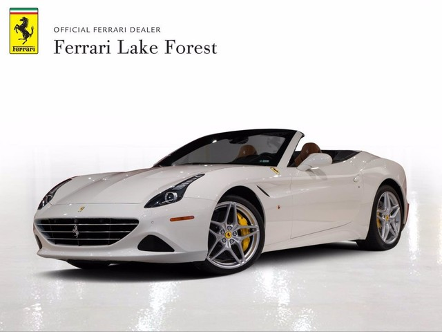 2016 Ferrari California--T