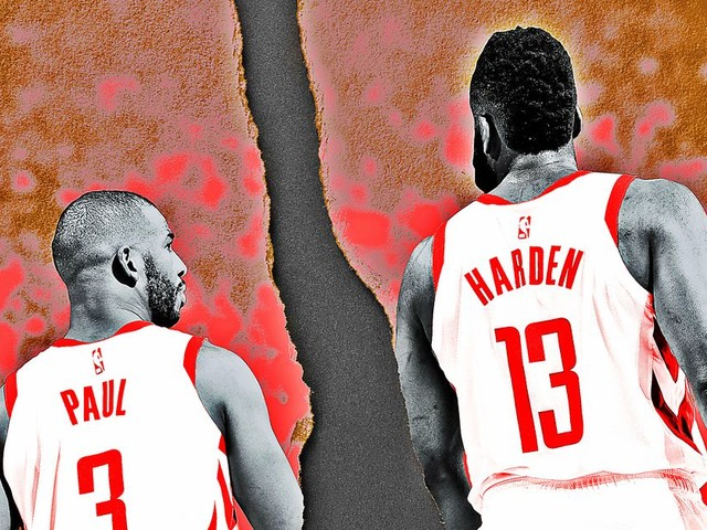 The Rockets' Bill Is Coming Due