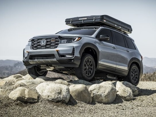 Relax, Honda Has Real Off-Road Plans for the TrailSport After All
