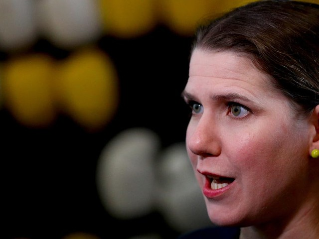 Jo Swinson urges Remainers to look at the 'national picture' after refusing to stand aside for Labour in a key election seat