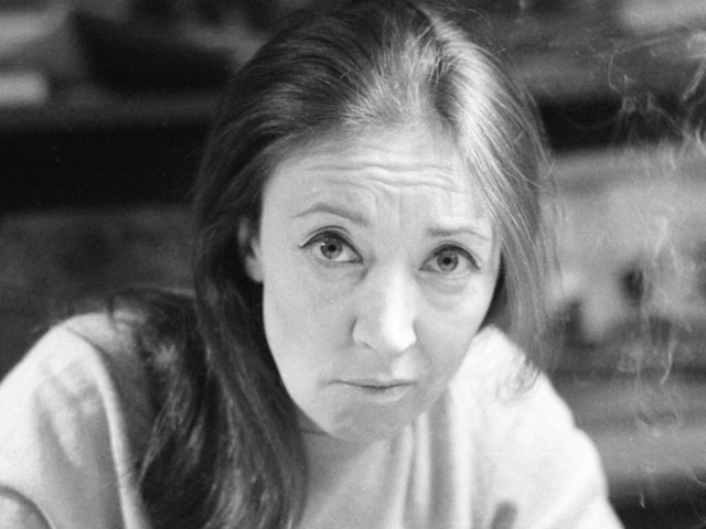 How Oriana Fallaci's Writings on Islamism Are Remembered—and Reviled