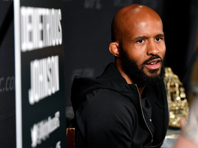 Demetrious Johnson cleared of condition he battled for months