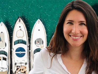 The former consultant who launched the 'Airbnb of yachts' says she got her business idea after a taking a 6-month sabbatical — and watching her brothers struggle to sell their boats