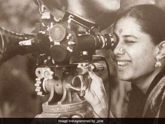 Prateik Babbar Shares Million-Dollar Throwback Pic Of Smita Patil