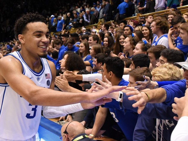 NCAA Basketball Rankings: Duke No. 1 once again