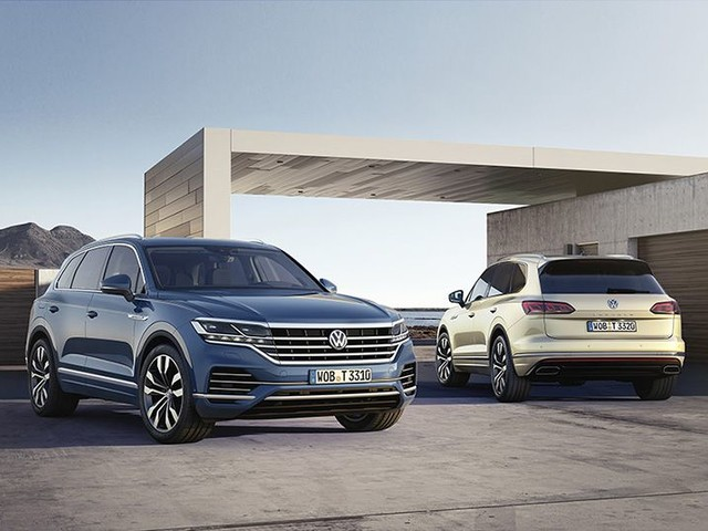 Volkswagen SUV with Unpronounceable Name Pronounced New for Europe, China