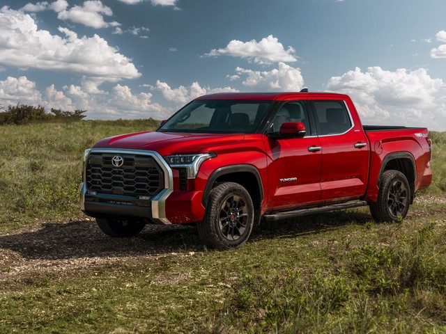 This Just In: All-New 2022 Toyota Tundra