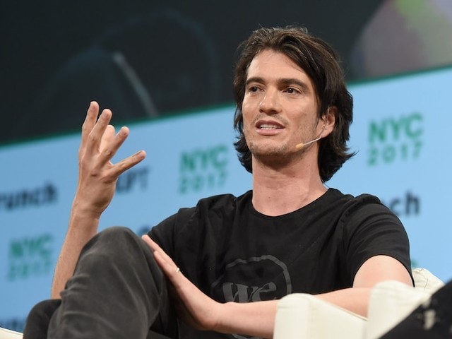 WeWork's board reportedly meets today to discuss pushing out Adam Neumann — and his alleged 'self-dealing' and marijuana use may come into play
