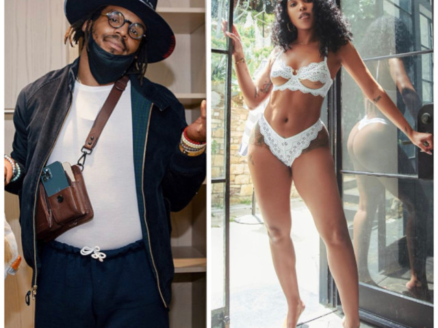 Word On The Curb Is That Father-Of-7 Cam Newton & IG Comedienne Jazzy Are In Some Type Of Situationship