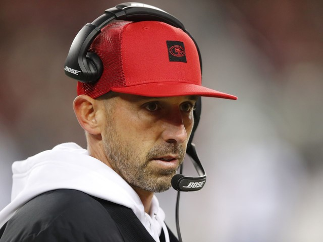 Kyle Shanahan is the young mind behind the 49ers' old-school march to the Super Bowl