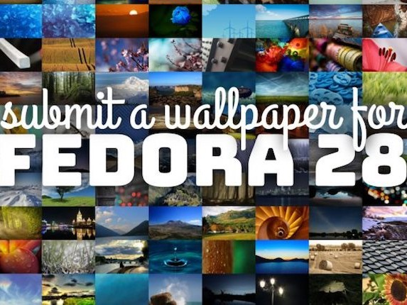 Fedora 28 wallpaper contest now open -- submit your image to the Linux distro!
