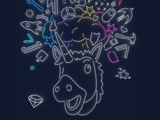 Invites are out for Apple's June 3 WWDC keynote — there will be unicorns