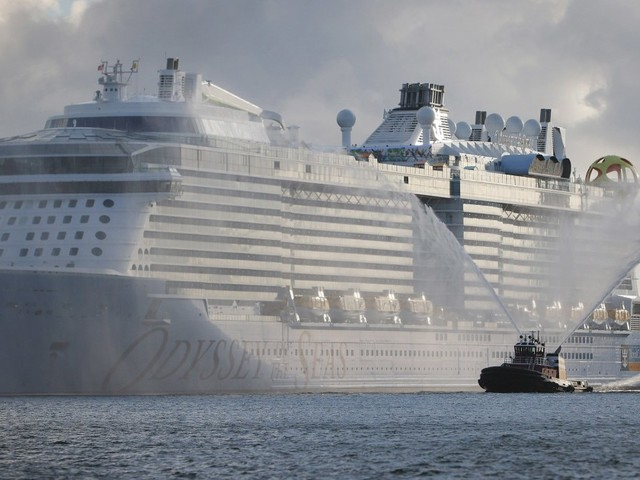Royal Caribbean delays cruise ship after 8 crew members test positive for Covid